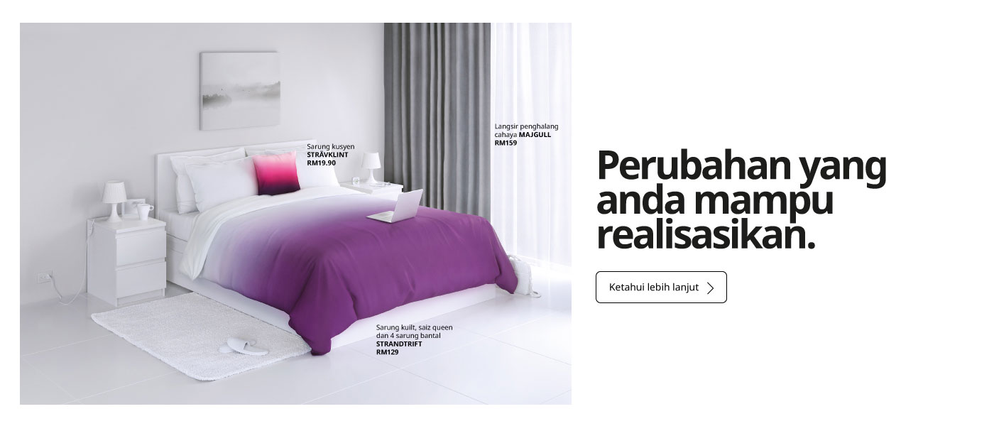 The new IKEA Catalogue has finally arrived.