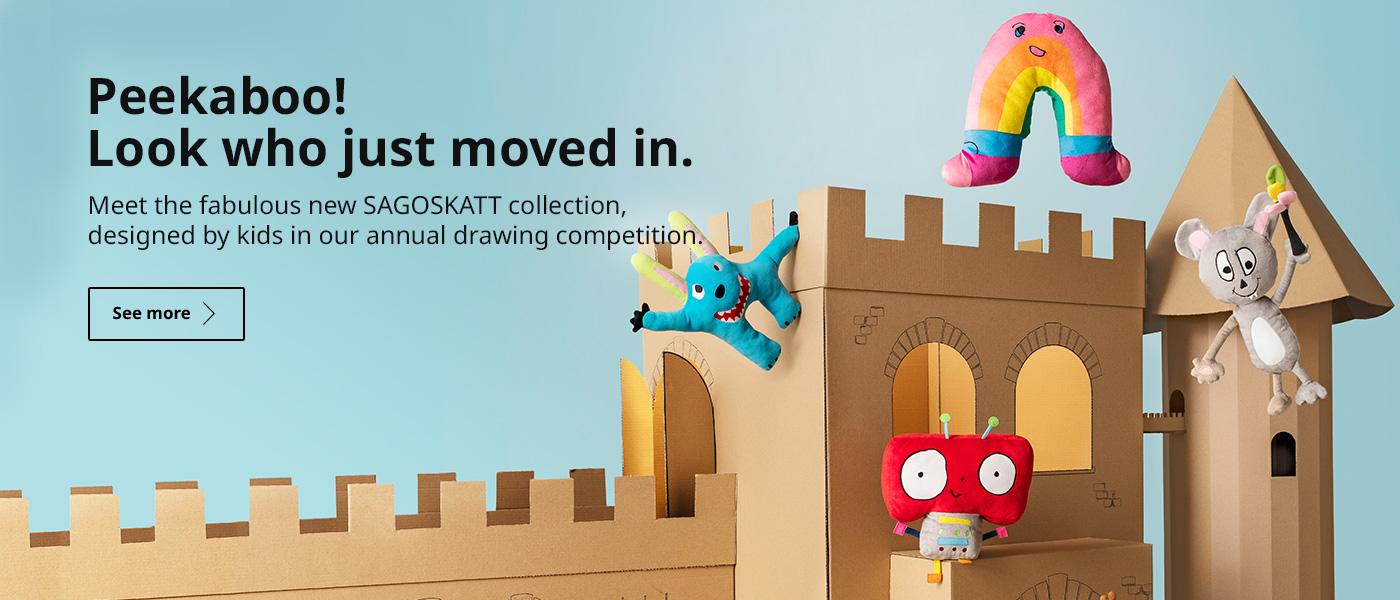 SAGOSKATT collection