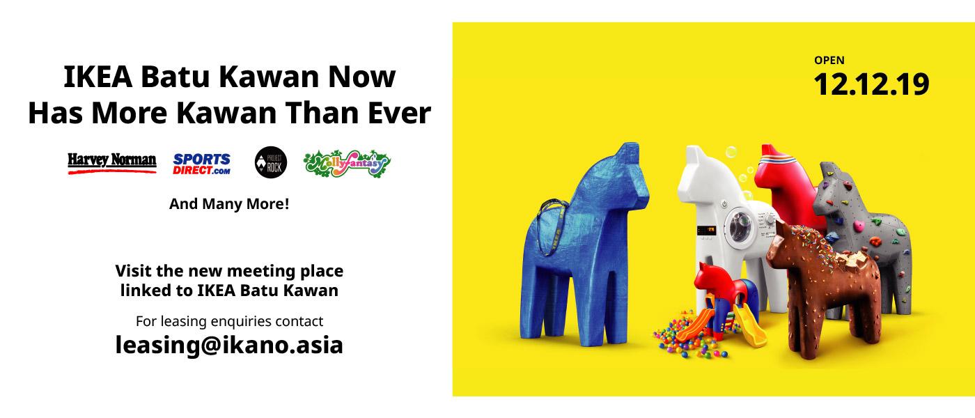 IKEA Batu Kawan now has more kawan than ever