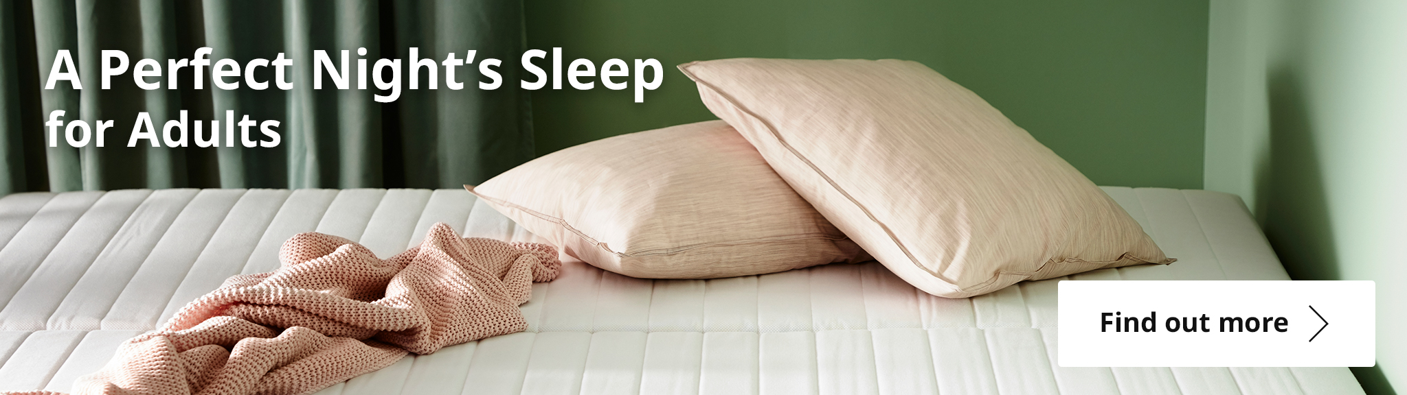 How to sleep better - Adult