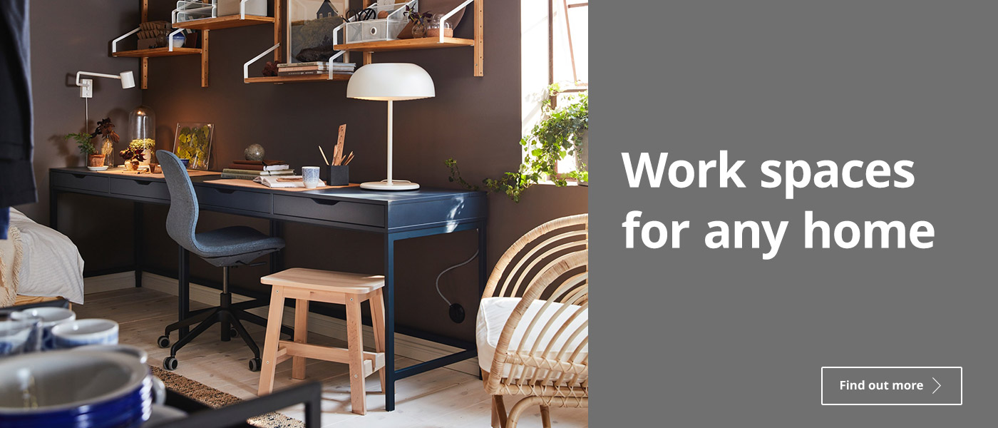 Working at Home Campaign